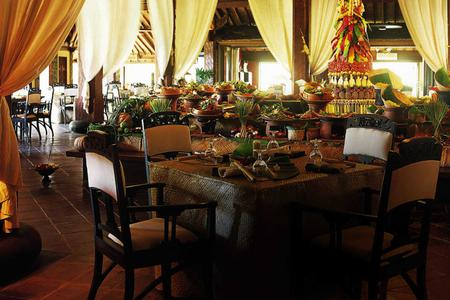 Balinese Feast & Dance Performance