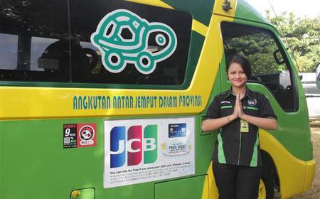 3 Day Pass Kura Kura Bus