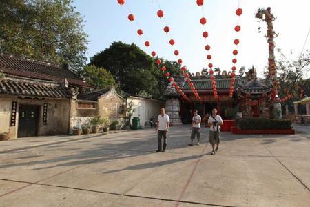 Cultural Walking Tour In Hidden Bangkok