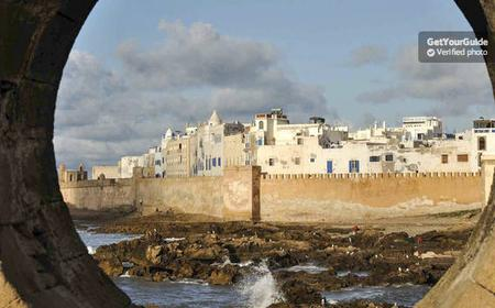 From Agadir: 2-Day Tour to Marrakech and Essaouira
