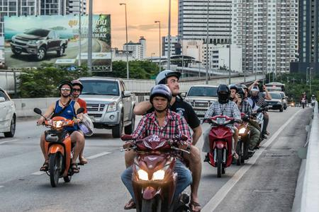 Scooter City Tour In Bangkok - The Real Deal