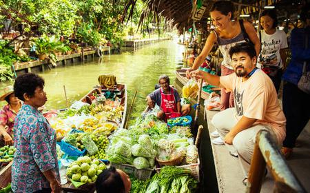 Bangkok: Private Floating Market, Boat Tour With Local