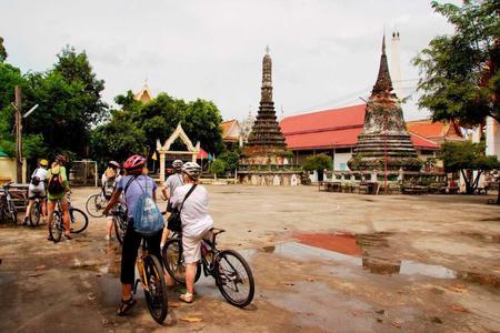 Bangkok Highlights by Bike