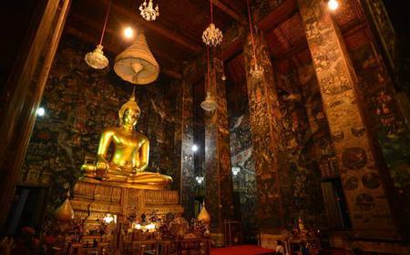 Wat Suthat Thepwararam Temple Excursion