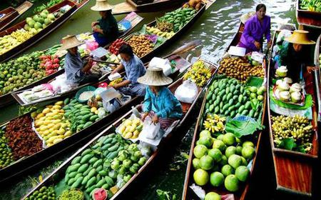 Half-Day Bangkok Floating Market Tour