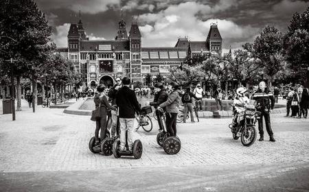 Amsterdam: 2-hour Segway city tour