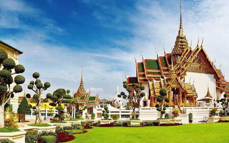 Grand Palace & Emerald Buddha Temple Tour