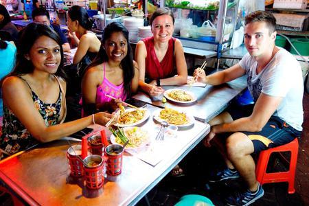 Street Food Tour in Bangkok