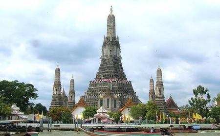 Temples Tour of Bangkok