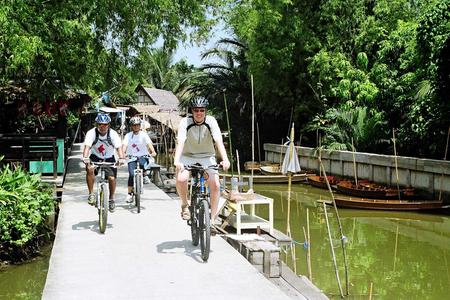 Jungle Cycling Tour