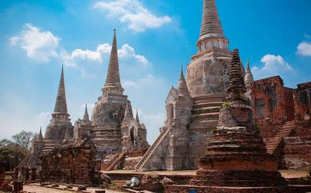 Full-Day Ayutthaya Tour from Bangkok