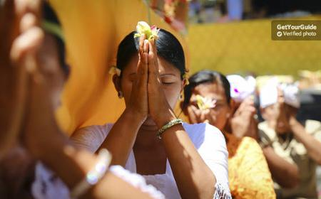 Bali: Full-Day Spiritual Cleansing and Shamanic Healing Tour