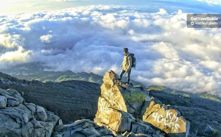 Mount Agung: Private Sunrise Hike with Summit Breakfast