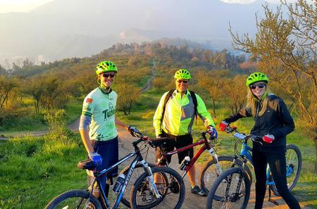 Small-Group San Cristobal Hill Mountain Bike Tour