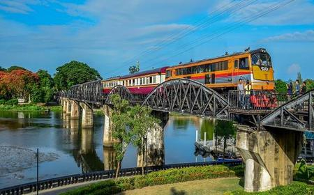 From Bangkok: Full-Day Kanchanaburi Tour