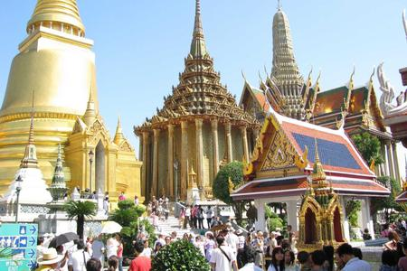 City & Temple Tour - Bangkok Highlights