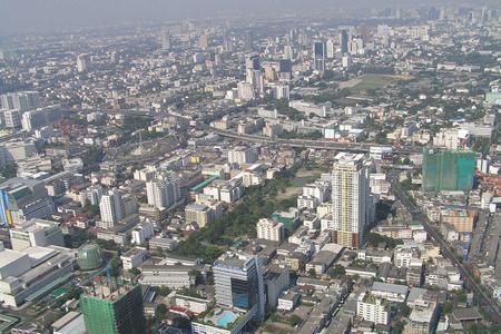 City tour from the sky - Bangkok classic 360°