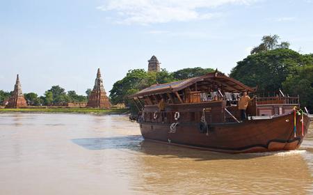 Bangkok to Ayutthaya: 2-Day River Cruise