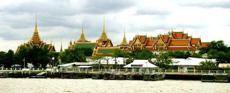 Sightseeing tour - Royal Grand Palace & Emerald Buddha Temple