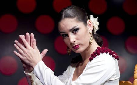 Barcelona: Los Tarantos Flamenco Show
