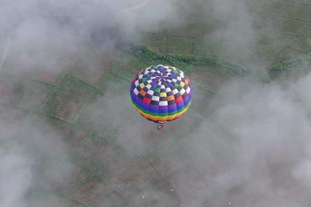 Hot Air Balloon Sky Adventure