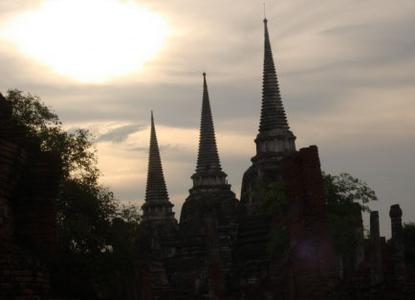 Ayutthaya World Heritage Site: Day Tour from Bangkok