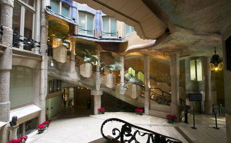 Full Guided Tour to La Pedrera