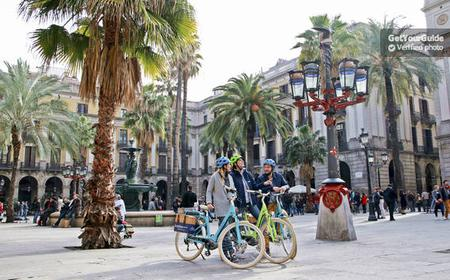 Barcelona: 1.5-Hour E-Bike Sightseeing Tour