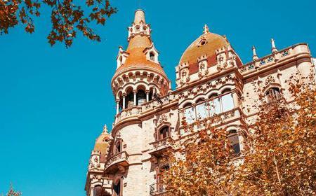 Barcelona: Paseo de Gracia & Sagrada Familia