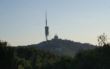 Hike to Tibidabo & Collserola Natural Park