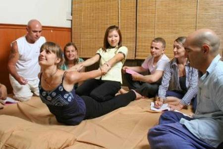 Introduction to Thai Massage