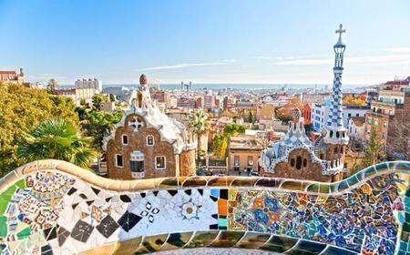Gaudi's Best: Güell, Sagrada Familia, Pedrera, Batlló