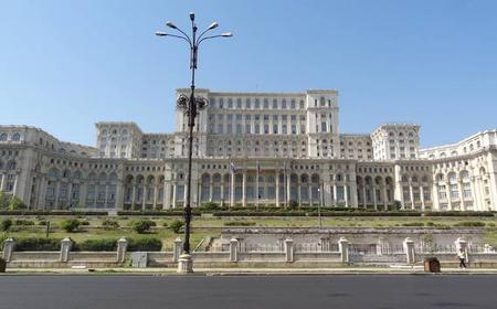 Bucharest: 3-Hour Private City Tour