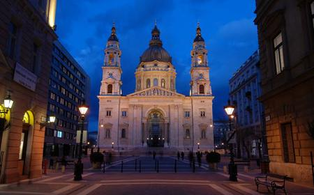 Budapest: VIP Organ Concert in St. Stephen's Basilica