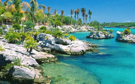 Xel-Ha Park All In from Cancun and Riviera Maya