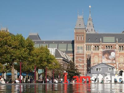 Amsterdam Hop On Hop Off Sightseeing Bus Tour to Leiden and The Hague