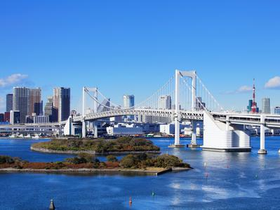 Tokyo Sightseeing and Shopping Tour with Multilingual Audio Guide + Tokyo Bay Cruise