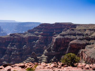 Grand Canyon South Rim Day Tour by Luxury Limo Van from Las Vegas