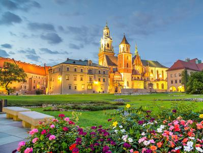 Krakow City Sightseeing Hop On Hop Off Bus Tour with Boat or Melex