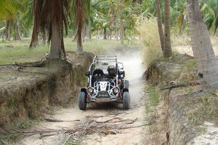 2 Hours Buggy Tour Around Pattaya