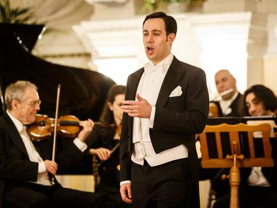 Vienna Strauss and Mozart Concert in Kursalon Wien