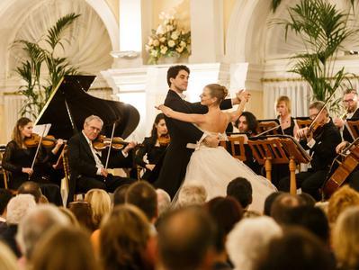Vienna Strauss and Mozart Concert in Kursalon Wien with Dinner