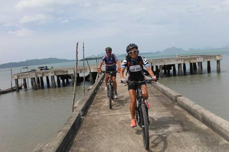 3 Days Cycling Tour -  Ko Yao Expedition