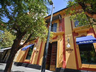 Hard Rock Cafe Seville Lunch or Dinner