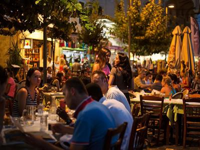 Athens City and Nightlife Experience - Small Group Tour