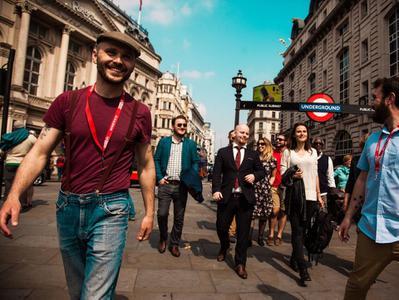 London Small Group Desserts Tour