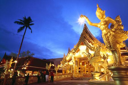 Phuket Fantasea Show, Dinner & Round Trip Transfer - Standard Seats