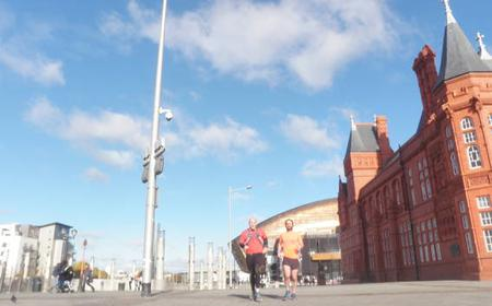 8km Cardiff Bay Tour