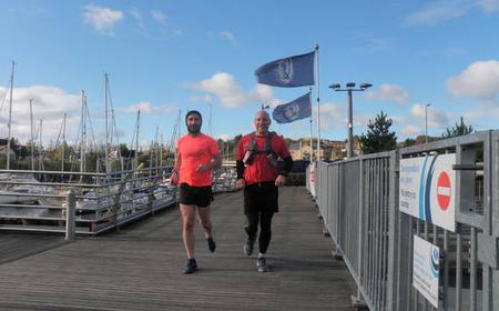 20km Running Tour of Cardiff: Bay, City and Countryside