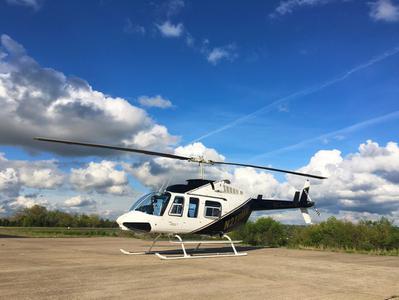 Branson Scenic Helicopter Dinner Flight